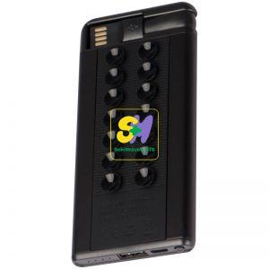 40638 - 4000 mAh Powerbank tapadókorongokkal