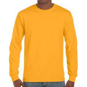 Gildan Ultra Cotton hosszú ujjú pamut póló