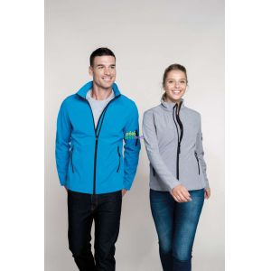 KA400 - LADIES' SOFTSHELL JACKET