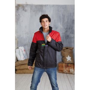 KA693 - FACTORY - DETACHABLE SLEEVE BLOUSON JACKET