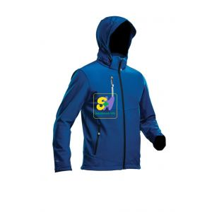 RE672 - DROPZONE 3 LAYER SOFTSHELL