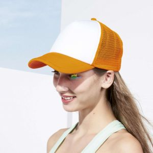 SO01668 - BUBBLE 5-PANEL MESH CAP