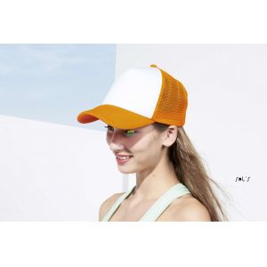 SO01668 - BUBBLE 5-PANEL MESH CAP