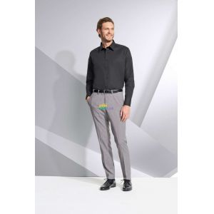 SO17000 - BRIGHTON LONG SLEEVE STRETCH MEN'S SHIRT
